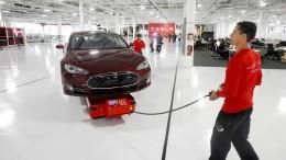 Elektrisierte Autohersteller
