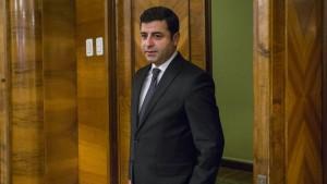 Ermittlungen gegen Kurdenpartei-Chef Demirtas