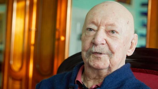 """Günter Kunert: """"Der Reisende blickt zurück"""""""