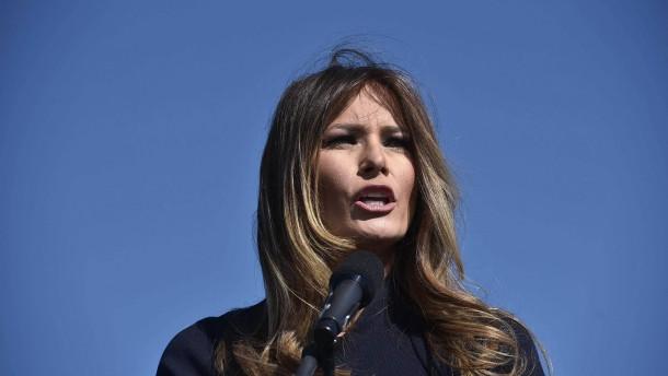 Das ist die neue First Lady