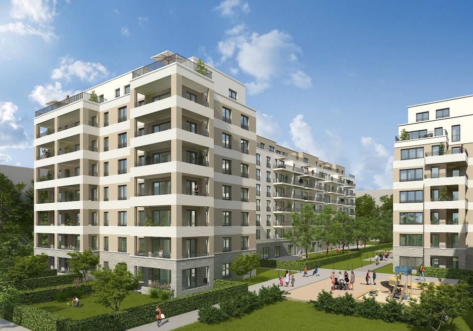 Bild Zu Zu Wenig Wohnraum In Frankfurt Bild 1 Von 1 Faz