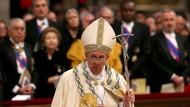 Franziskus ruft Heiliges Jahr aus