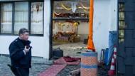 Drei Verletzte bei Explosion in Sikh-Gebetshaus