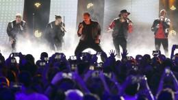 """Verletzte vor Konzert der """"Backstreet Boys"""""""
