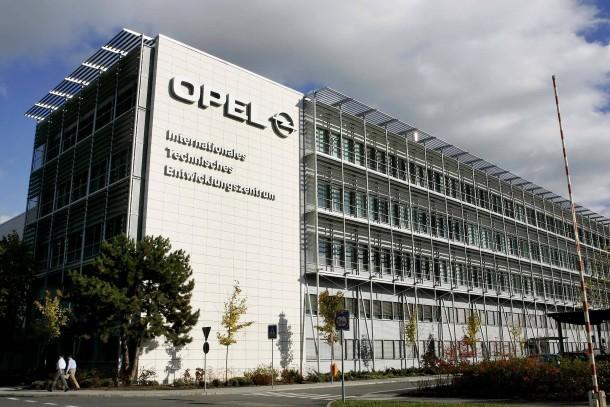 bild zu: psa plant offenbar verkauf opel-entwicklung in rüsselsheim