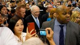 Warren Buffett liefert bescheidene Ergebnisse