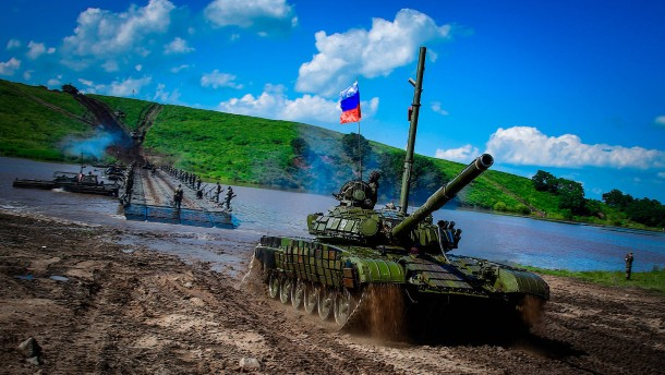 Viel mehr Militärmanöver: Russland übt den Krieg drei Mal so oft wie die Nato