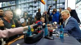 """Becker wird Schirmherr der """"Boris Becker International Tennis Academy"""""""
