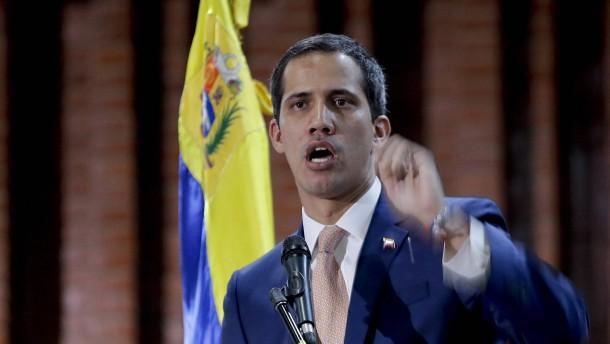 Guaidó soll die Immunität entzogen werden
