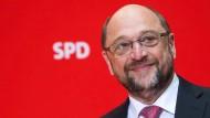 Welches Ergebnis schafft die SPD unter Martin Schulz bei der Bundestagswahl?
