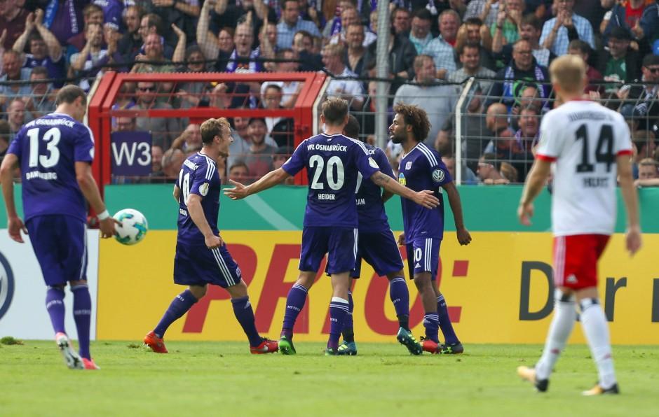 Vfl Osnabrück Dfb Pokal