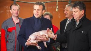 Macron reißt die Franzosen mit