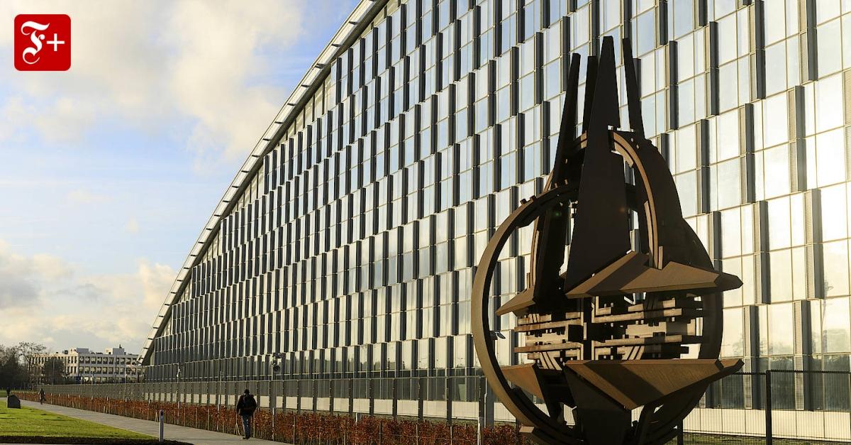Nato-Hauptquartier: Der schwedische Offizier, der keiner war