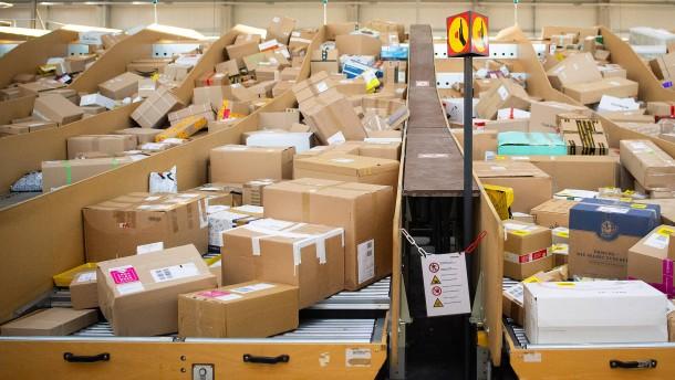 DHL erwartet auch nach Corona mehr Pakete