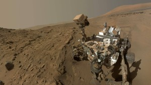 Marsrover Curiosity entdeckt Anzeichen für Leben