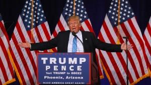 Trump kündigt Null-Toleranz-Politik gegen illegale Ausländer an
