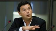 """Der französische Ökonom Thomas Piketty wurde mit seinem Buch """"Das Kapital"""" bekannt."""
