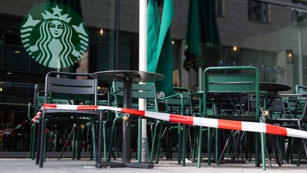 Starbucks gibt gesenkte Mehrwehrsteuer offenbar nicht weiter