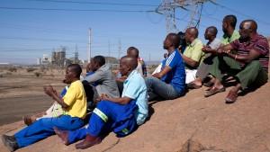 Ein Jahr nach Marikana