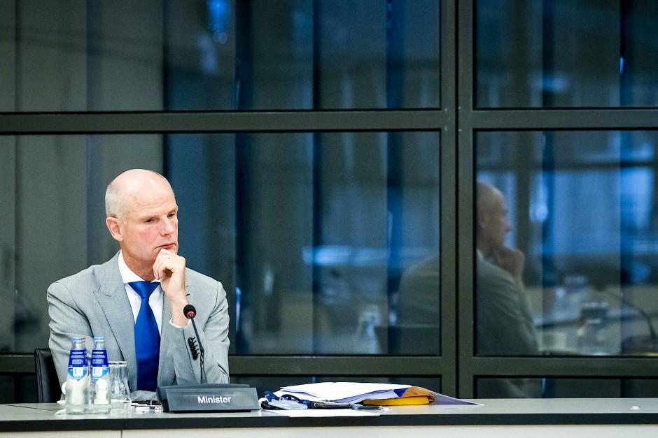 Der niederländische Außenminister Stefan Blok