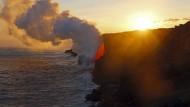 Vulkan Kilauea wieder aktiv