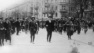 Das schnelle Ende der Münchner Räteherrschaft