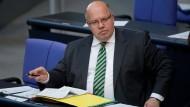 Bundesumweltminister Altmaier bezeichnet Konsens zur Atommüllendlager-Suche als historischen Durchbruch.