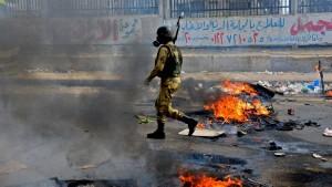 Tote bei Protesten der Muslimbruderschaft