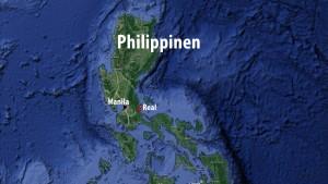 Fähre mit mehr als 250 Menschen vor den Philippinen gekentert