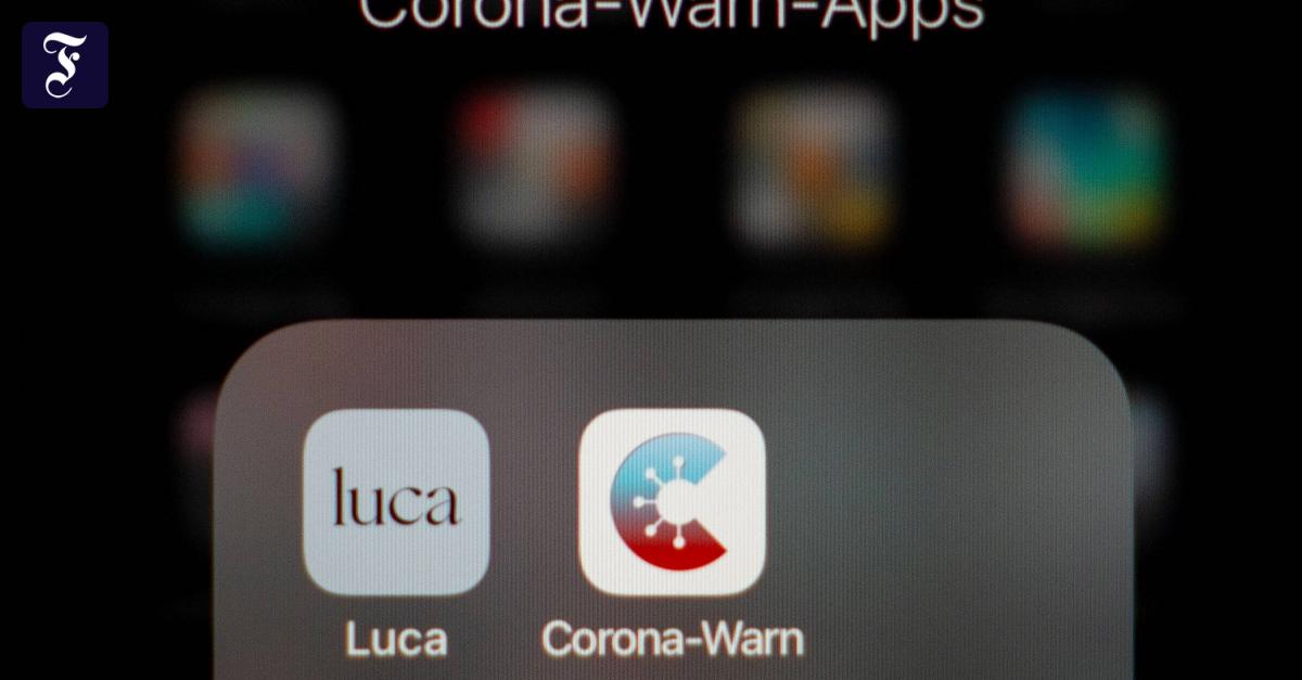 Luca-App von Rapper Smudo: Probleme der Corona-Kontaktverfolgung - FAZ - Frankfurter Allgemeine Zeitung