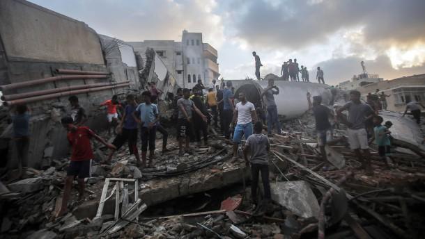 Hamas gibt Ende der Kämpfe mit Israel bekannt