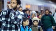 Keine Einigung in zentralen Fragen der Flüchtlingskrise