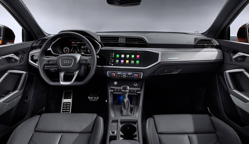 Bilderstrecke Zu Audi Q3 Sportback Mit Mild Hybrid