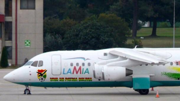 Bolivien entzieht Unglücks-Airline LaMia die Lizenz
