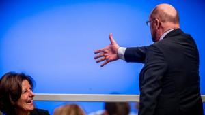 SPD startet Wahlkampfvorbereitungen