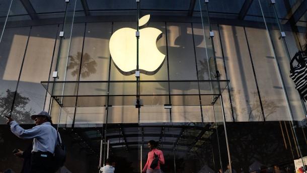 Apple reduziert Abhängigkeit vom iPhone