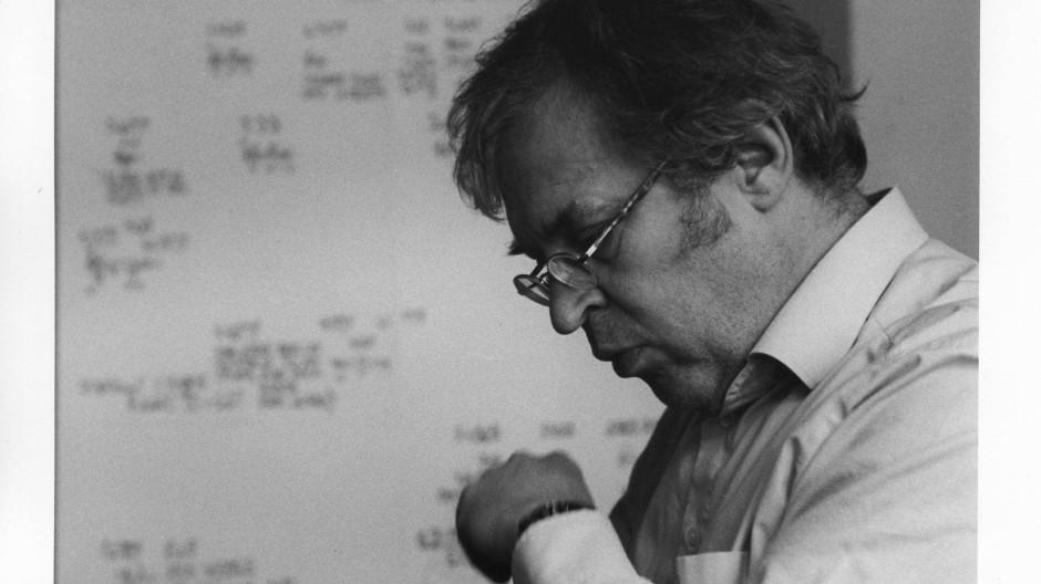 Lebende Komponisten, bitte: Hermann Kretzschmar