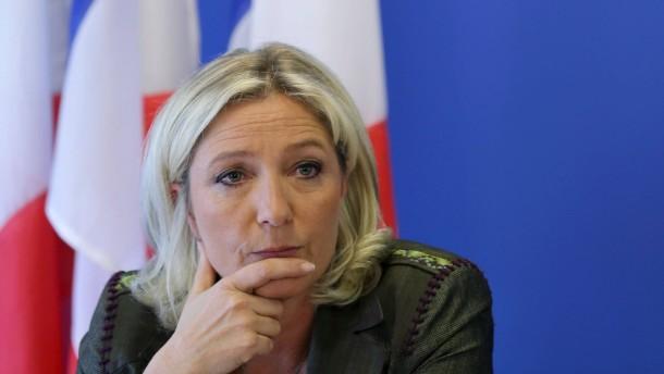 EU-Parlament hebt Immunität von Le Pen auf