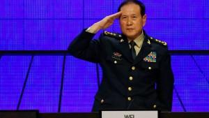 Verteidigungsminister rechtfertigt Chinas Gewalt auf Tiananmen