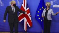 Einigung bei Brexit-Verhandlungen: Was sich ab dem 31.12 ändert und was nicht