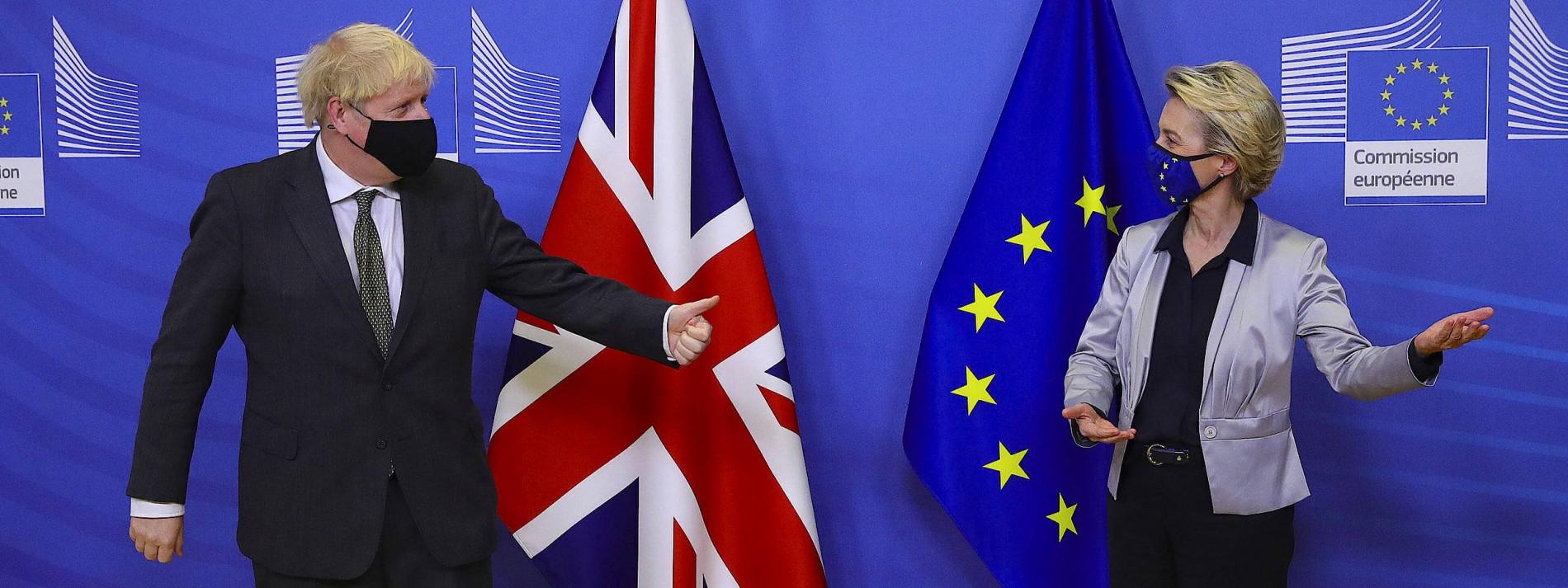 Was ändert das Abkommen zwischen Großbritannien und der EU?