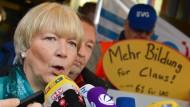 Gespräche zwischen Bahn und EVG vertagt