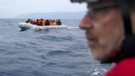 Türken und Griechen stimmen Nato-Einsatz in Ägäis zu