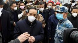 Chinas KP setzt Parteichef in Provinz Hubei ab