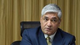 Der afghanische Generalstaatsanwalt