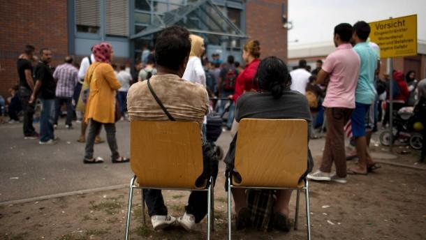 Forscher empfehlen Ministerium für Migration