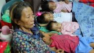 Vorboten von Hagupit  richten Schäden an