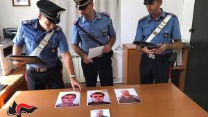 Fünf Mafia-Verdächtige in Nordhessen festgenommen