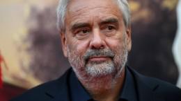 Filmproduzent Luc Besson rauscht in die Tiefe