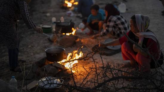 Seehofer kritisiert andere EU-Länder nach Brand in Moria